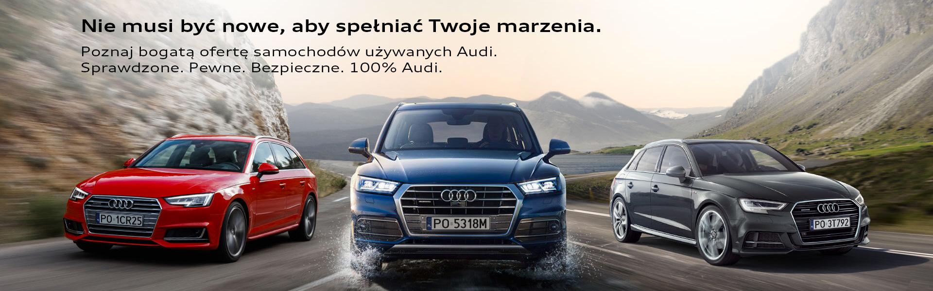 Audi Select Plus